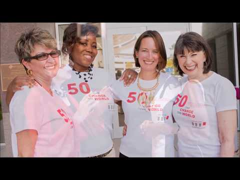 Executive Women Leadership and 50 Women Can Change the World Program Highlights