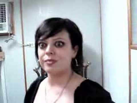 Saludos de annette moreno youtube for Annette moreno y jardin