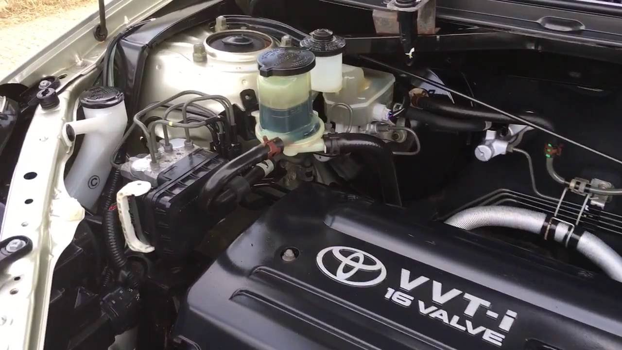 2003 toyota rav4 nv 1 8 vvti petrol engine video review. Black Bedroom Furniture Sets. Home Design Ideas