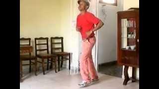 cuban salsa footwork