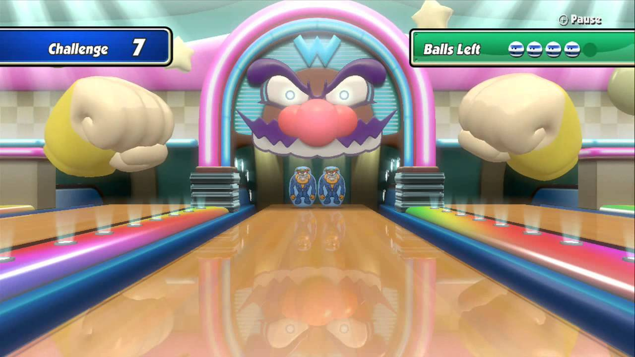 Game & Wario #8: Bowling and Bird