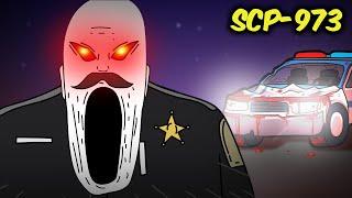 SCP-973 – Призрак Полицейского (Анимация SCP)