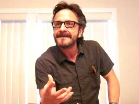 Marc Maron greets and reads at Women Who Write 6/22/10 Part 1