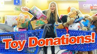 Donating Lots of Toys! by : iJustine