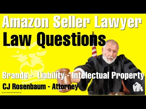 Protect Your Brand & Amazon Intellectual Property  With An Amazon Sellers Lawyer Legal Services