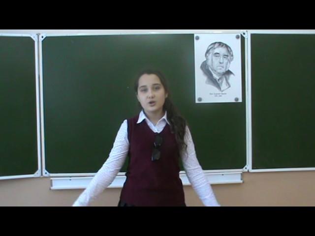 Изображение предпросмотра прочтения – ЕлизаветаТукмакова читает произведение «Мартышка и очки» И.А.Крылова