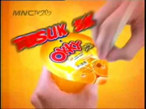 Iklan Okky Jelly Drink - Tusuk 3x - 15sec (TVC)