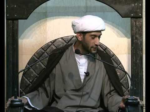 03 - Sheikh Jaffer Ladak - Tafsir Dua Iftitah - Ramadan 1433