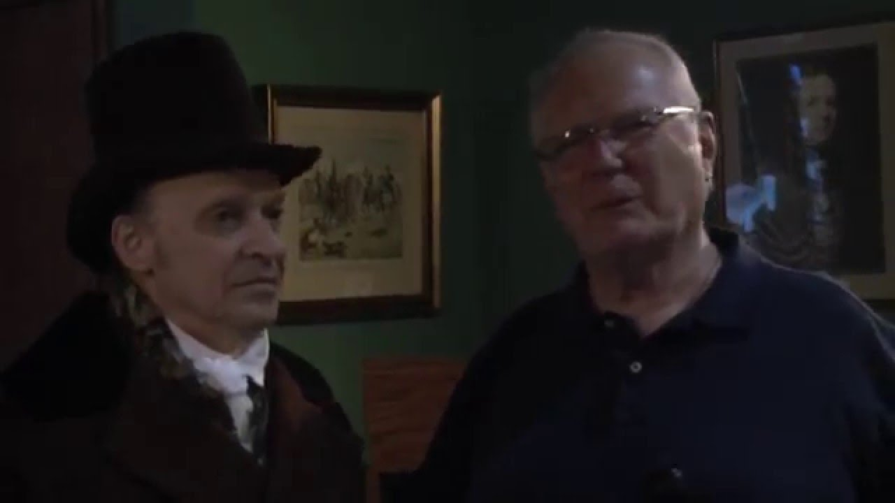 OLC - Treaty of Ghent with J Q  Adams  11-24-14