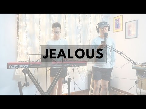 Jealous - Nick Jonas Live (Cover)   Acoustic Sessions