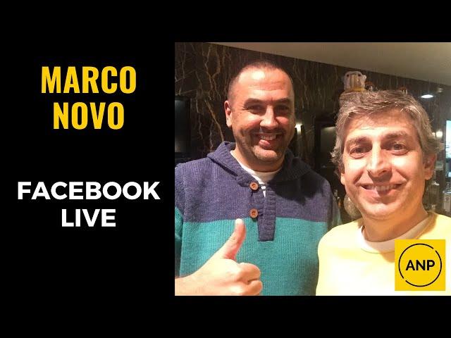 #40 Marco Novo e os Segredos de um FACEBOOK LIVE de Sucesso