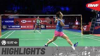 DANISA Denmark Open 2020 | Simply brilliant badminton from Carolina Marin and Nozomi Okuhara