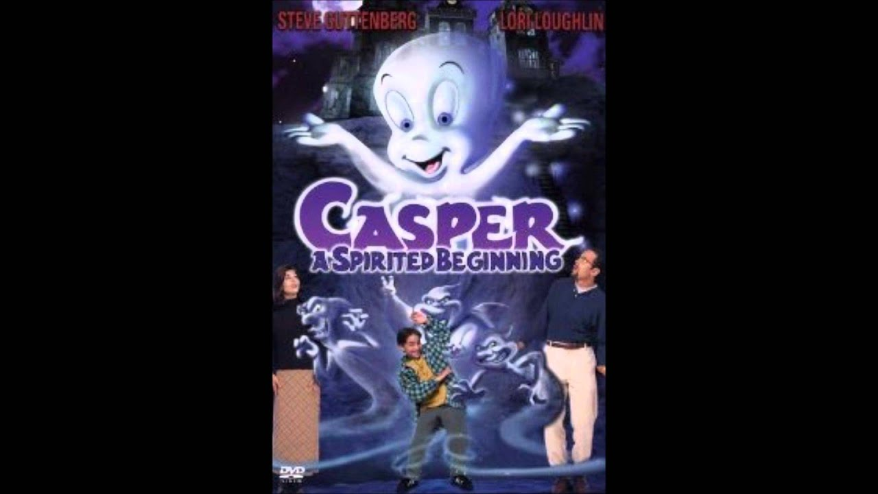 Casper A Spirited Beginning Train