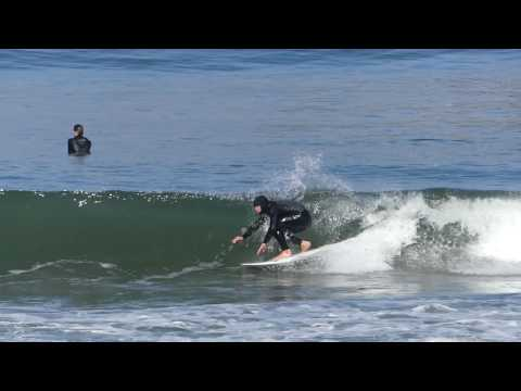 Imperial Beach CA Surfing Part 1
