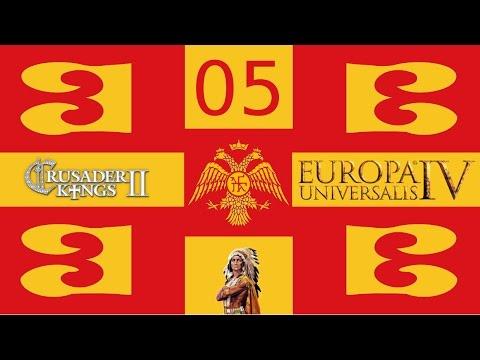 Converted EU4 - Byzantium - Tragedy Strikes