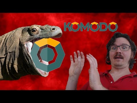 Komodo Platform - Privacy Coin Meet Smart Contracts