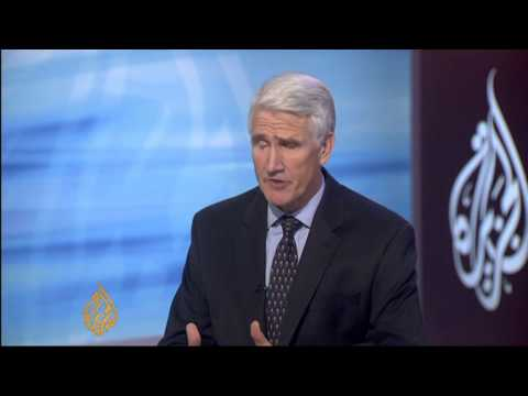 Al Jazeera talks to retired Brigadier General Mark Kimmitt