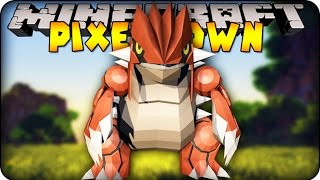 Minecraft Pixelmon - Kanto Adventure -  PIXELTOWN #1