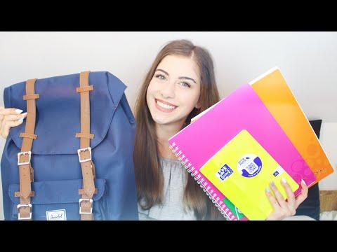 BACK TO SCHOOL 2016 | HAUL PRZYBORY SZKOLNE
