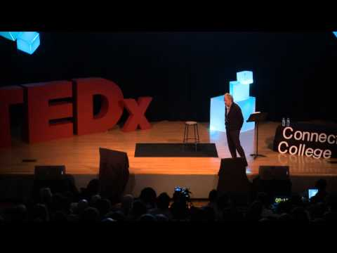 On the shoulders of flawed leaders: Alex Roberto Hybel at TEDxConnecticutCollege
