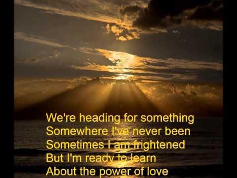 Laura Brannigan-The Power of Love with lyrics