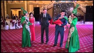 Кыз узату Салтанат Акжибек шоу (+7 775 920 66 92)