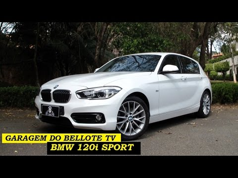 garagem do bellote tv bmw 120i sport youtube. Black Bedroom Furniture Sets. Home Design Ideas