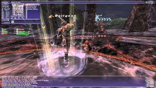 FFXI Beyond Infinity lvl 99 cap Limit break with Alter egos
