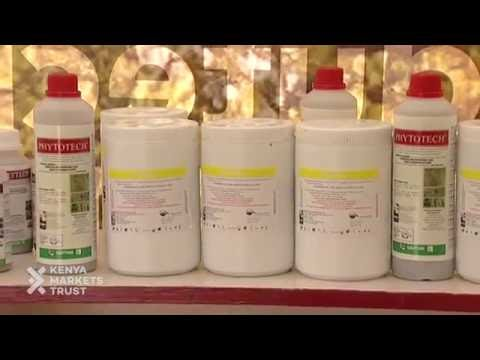 Enhancing Biopesticides use by smallholder farmers in Kenya