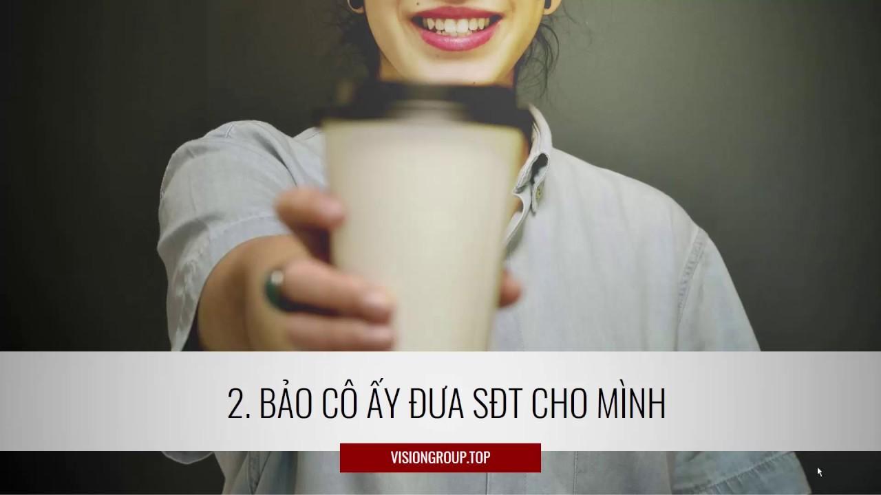 Cách xin số điện thoại con gái | Tư duy và cách thực hiện | visiongroup.top | ironself