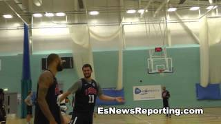 Team USA Basketball In London Practice - invade london