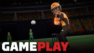 25 Minutes of Big Bash Boom Cricket Gameplay with Devs