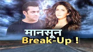 Salman  Katrina  Monsoon Break-Up           Cinemagiri