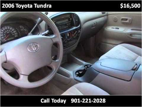 2006 toyota tundra used cars olive branch ms youtube. Black Bedroom Furniture Sets. Home Design Ideas