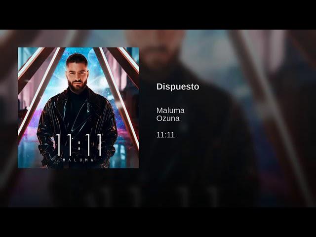 Dispuesto Feat Ozuna Mp3 Download 320kbps