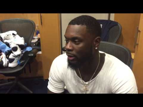 Memphis Grizzlies SG Lance Stephenson Postgame Interview (04-24-16)