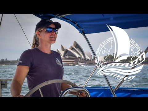 Is Sydney Harbour worth sailing half way around the world for? - Sailing Australia Ep.48