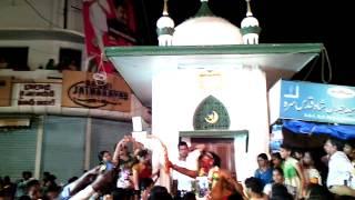 Kurma basthi potharaju dance at dharga 2k15