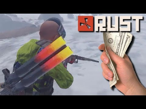 ALL ABOUT THAT JUICY LOOT! | Rust Terminus #4