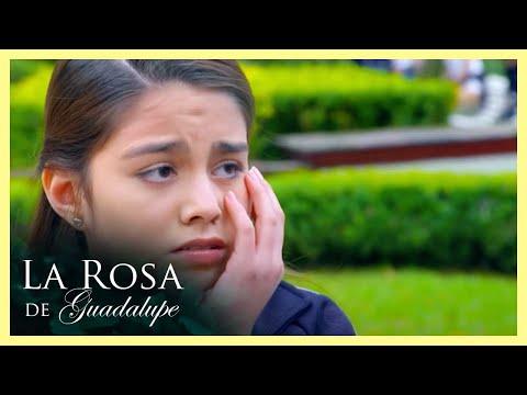 La Rosa de Guadalupe: Lidia se deja golpear por su novio | El caballero contra la sombra...