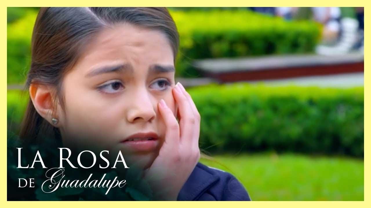 La Rosa de Guadalupe: Lidia se deja golpear por su novio   El caballero contra la sombra...