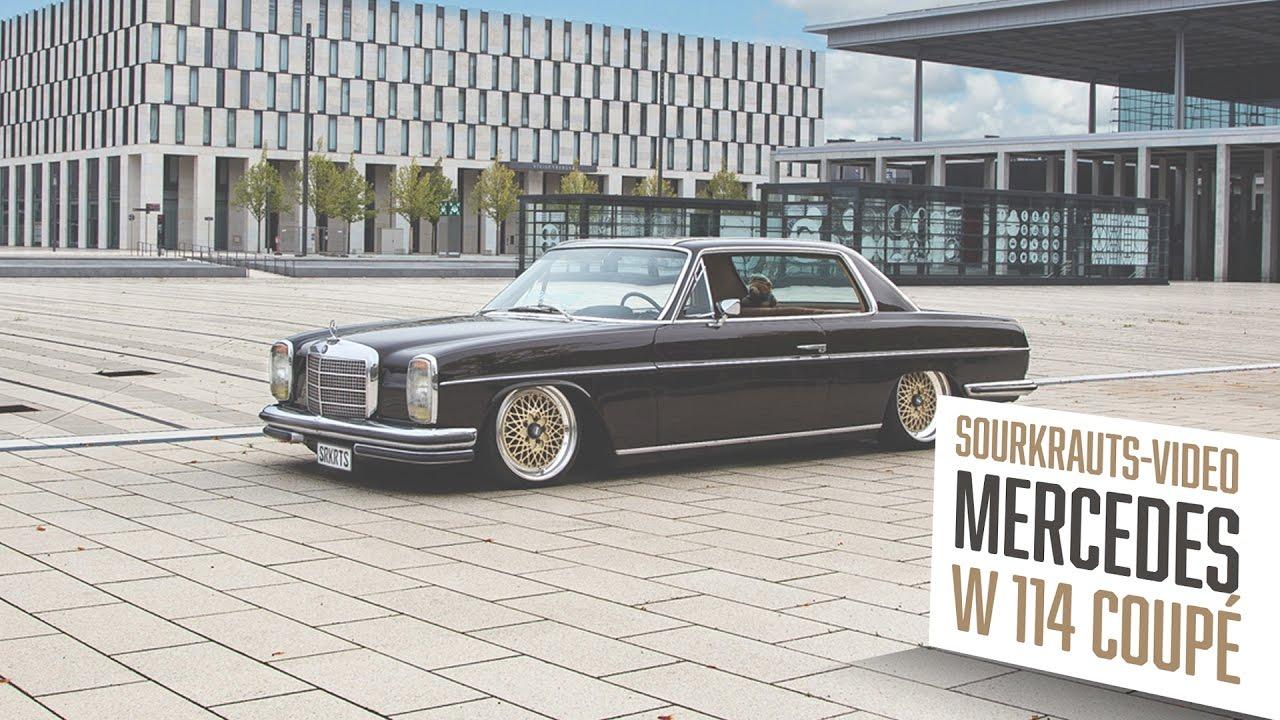 Sourkrauts Mercedes W114 Coupe
