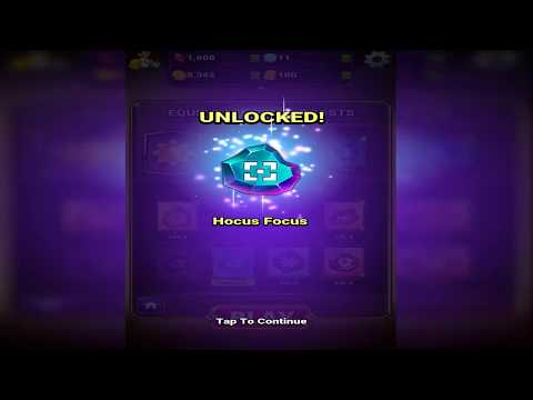 Bejeweled Blitz Hocus Focus time