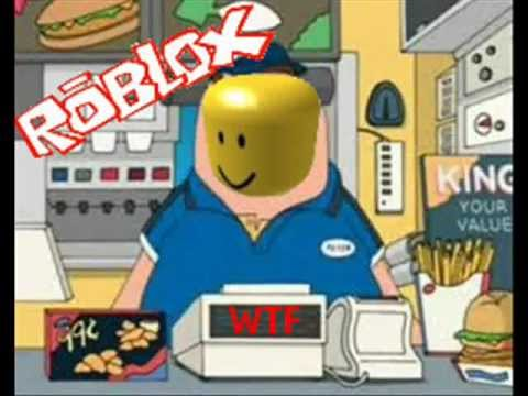 Retarded Burger King Song, Peter Griffin On ROBLOX