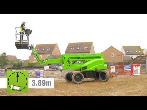 Niftylift HR21 4x4 Articulating Boom Lift
