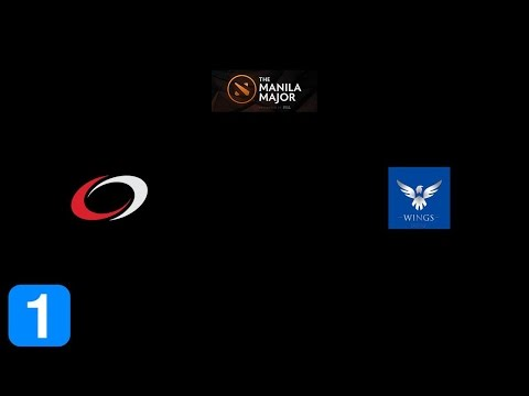 Highlights compLexity Gaming vs the wings gaming - The Manila Major 2016