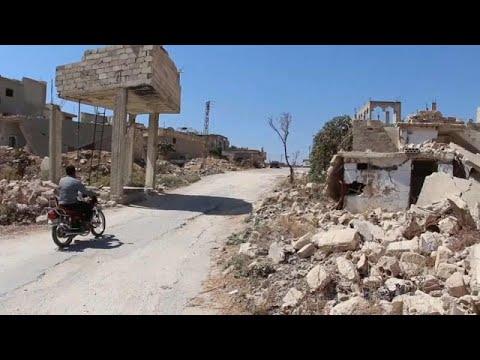 برنامج الغذاء العالمي يقدم مساعدات إنسانية لسكان إدلب وريفها…  - 18:54-2018 / 9 / 14