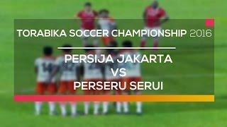 Video Gol Pertandingan Persija Jakarta vs Perseru Serui