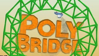 LOOP DE LOOP - Poly Bridge Sandbox