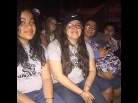 Western Valley Middle School Disneyland 2017